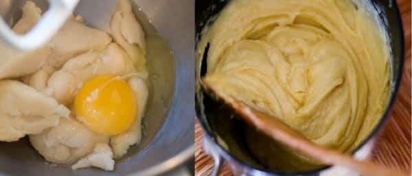 cách làm bánh su kem