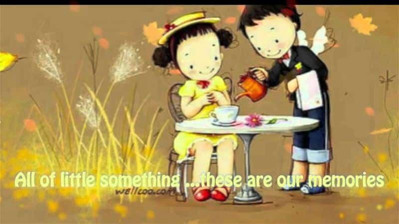 A litte love - Fiona Fung
