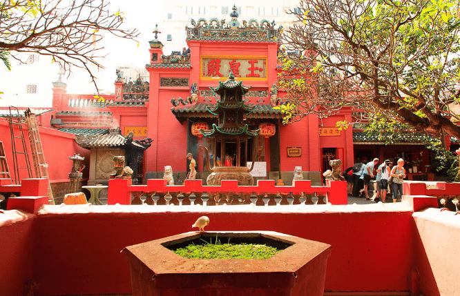 Chùa Ngọc Hoàng tại Sài Gòn