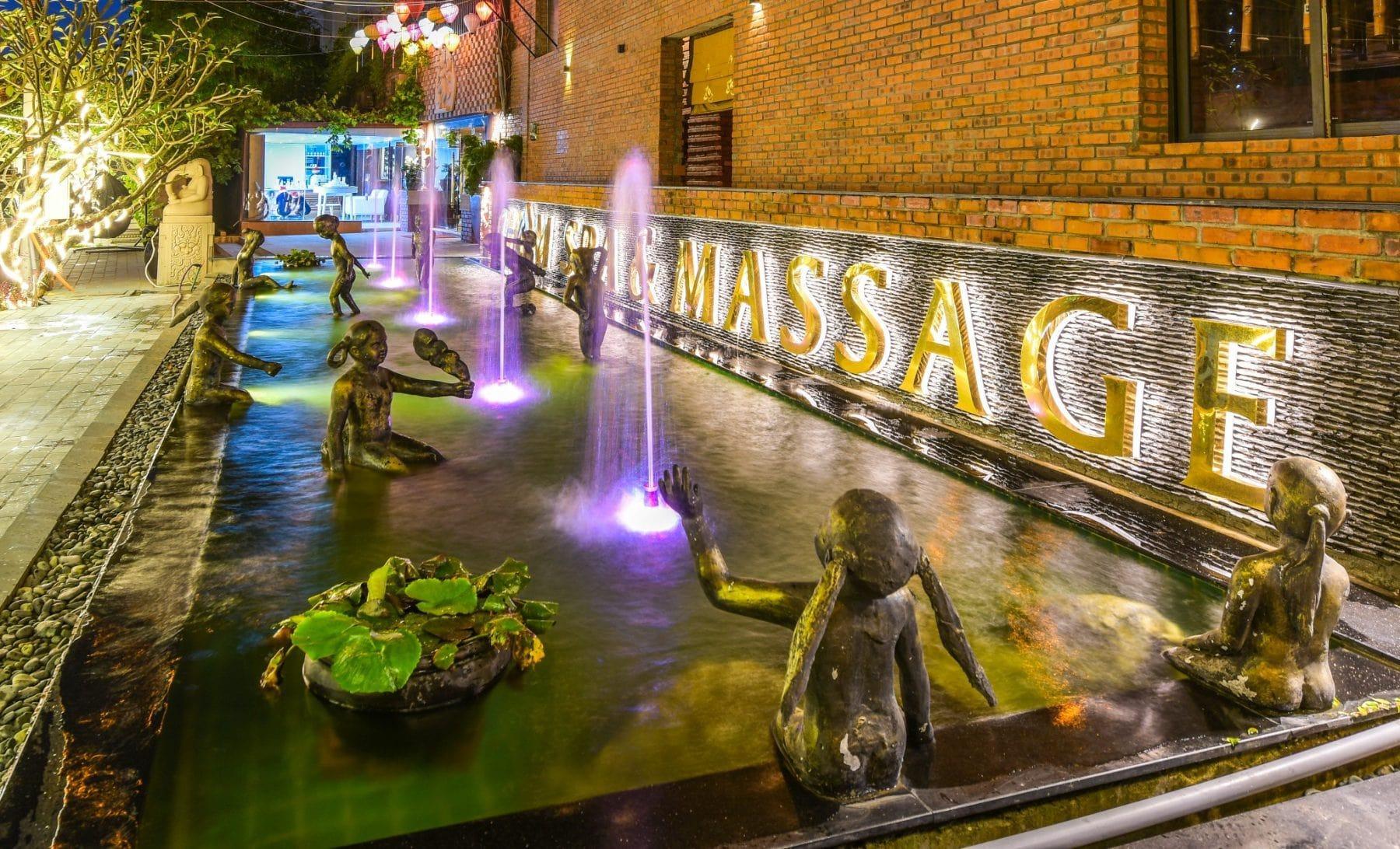 Các Tiệm Spa Tại Đà Nẵng