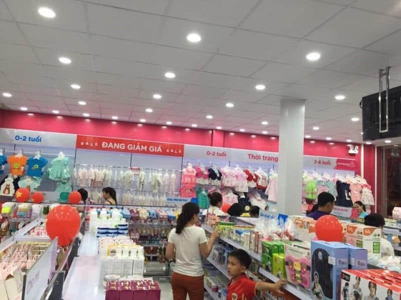 Chuỗi các cửa hàng của Concung.com