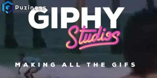 Công cụ thiết kể ảnh Giphy