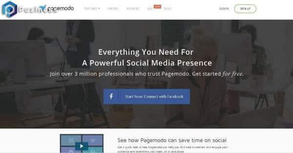 Công cụ thiết kể ảnh Pagemodo