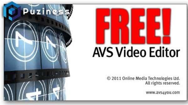 Công cụ thiết kể video AVS