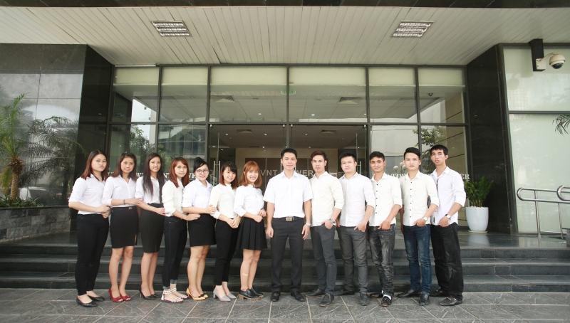 Đội ngũ nhân viên thiết kế của Công ty TNHH Công nghệ Bảo Phát