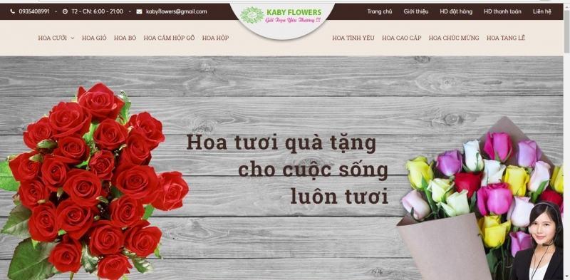 Top 10 Shop hoa tươi trực tuyến tại TP.HCM tốt nhất hiện nay