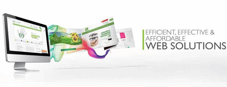 Top 10 dịch vụ thiết kế website bán hàng tại TP.HCM
