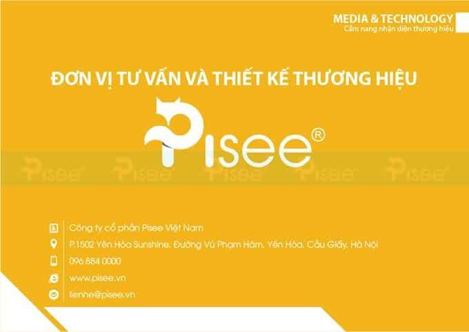 Công ty cổ phần Pisee Việt Nam là một trong những địa chỉ thiết kế logo chất lượng tại Hà Nội