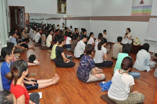 Hình ảnh 3 địa điểm học thiền tại Thành phố Hồ Chí Minh bạn nên biết số 1