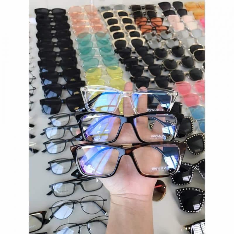 DunShop có đủ các loại gọng kính đa dạng để bạn lựa chọn