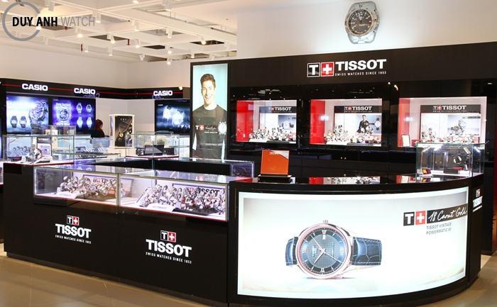 Một cửa hàng của Duy Anh tại trung tâm thương mại Lotte center