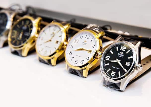 Một số mẫu đồng hồ tại Galle watch