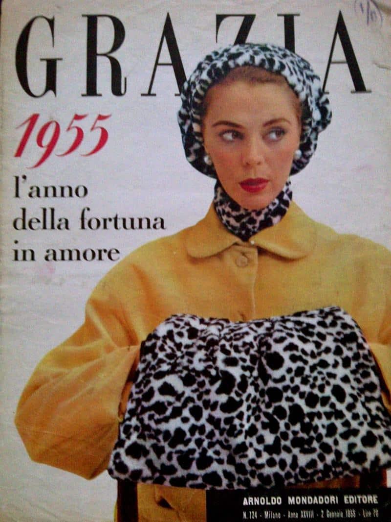 Grazia Ý những năm 1955