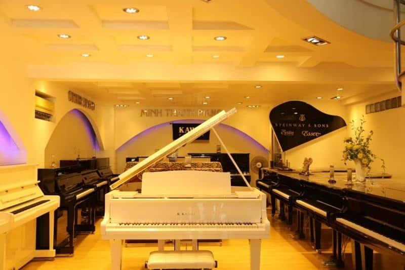 Minh Thanh Piano có rất nhiều sự lựa chọn cho khách hàng