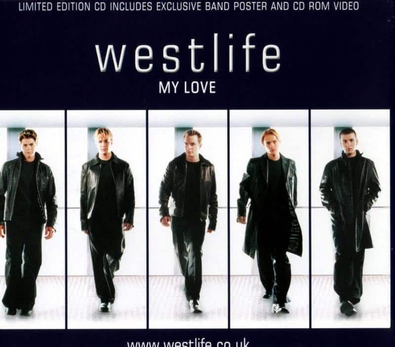 My love - Westlife