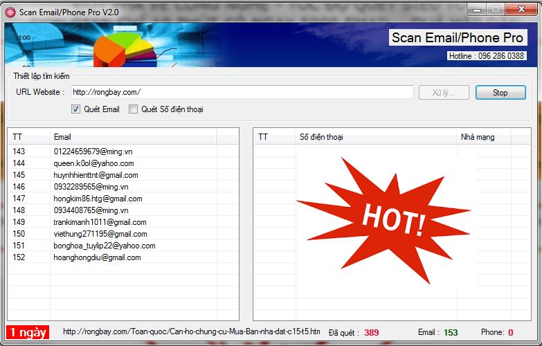phần mềm IscanPro