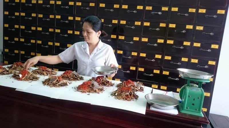Phòng khám đông y Bảo Minh