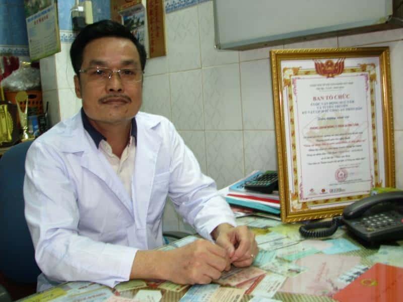 Lương y Trần Sưởng Lâm