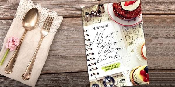 sách nhật ký học làm bánh