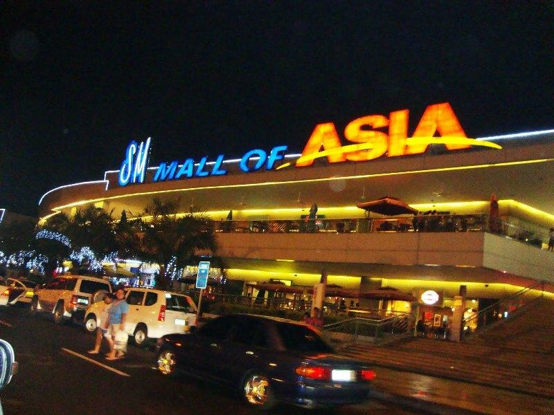 SM Mall of Asia, Philippines