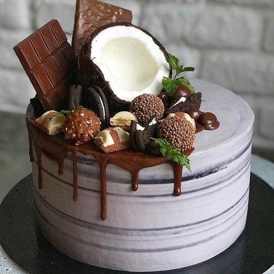 Top những bánh sinh nhật đẹp nhất mới nhất hiện nay 2018 - 2019