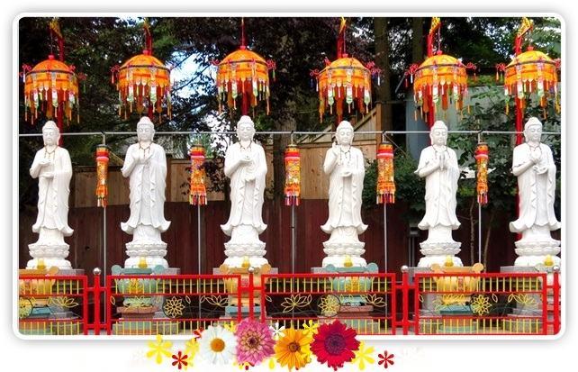 Pháp khí là những đạo cụ cổ nhạc của Phật giáo