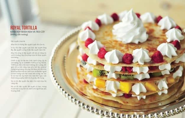 Mật Mã Yêu Thương - Vị Yêu - Top 7 sách dạy làm bánh hay và bán chạy nhất hiện nay