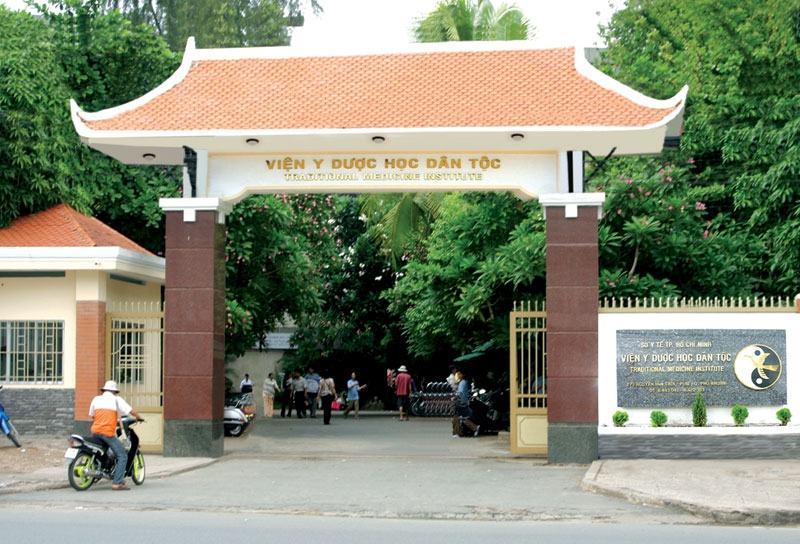 Viện Y Dược Học Dân Tộc TP.HCM