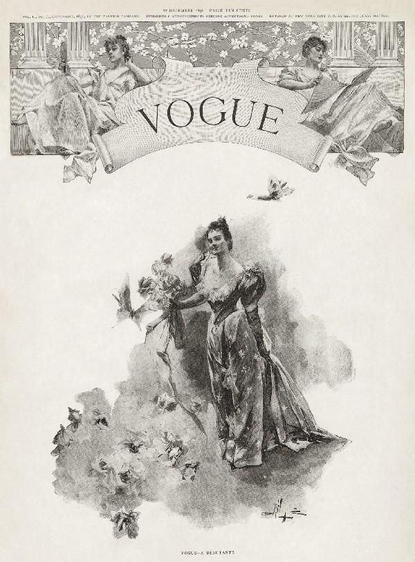 Một trong những trang bìa đầu tiên
