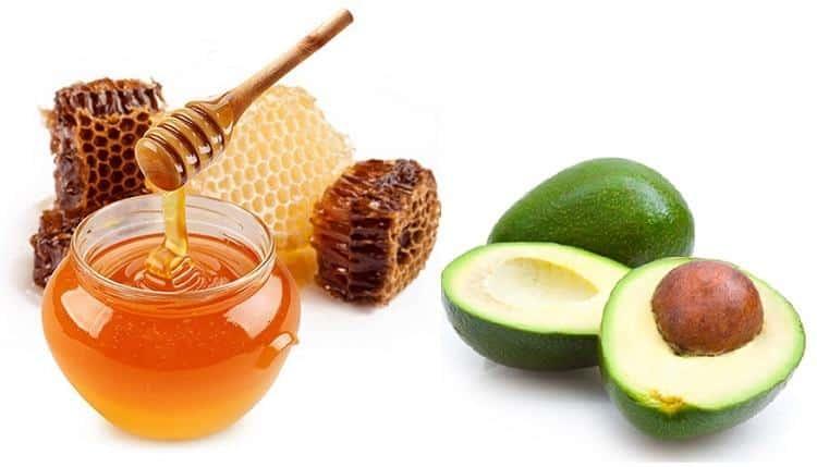 Bơ và mật ong - mặt nạ dưỡng ẩm da tốt nhất