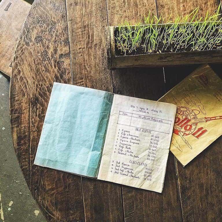 Ca Phe Vintage Sai Gon 11