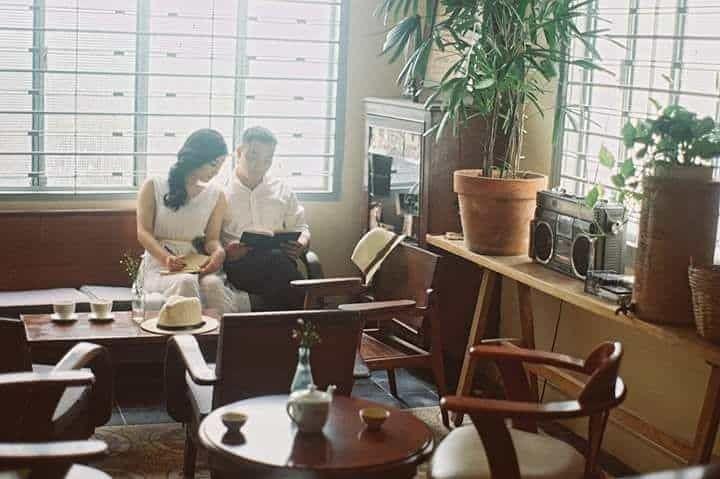Ca Phe Vintage Sai Gon 22