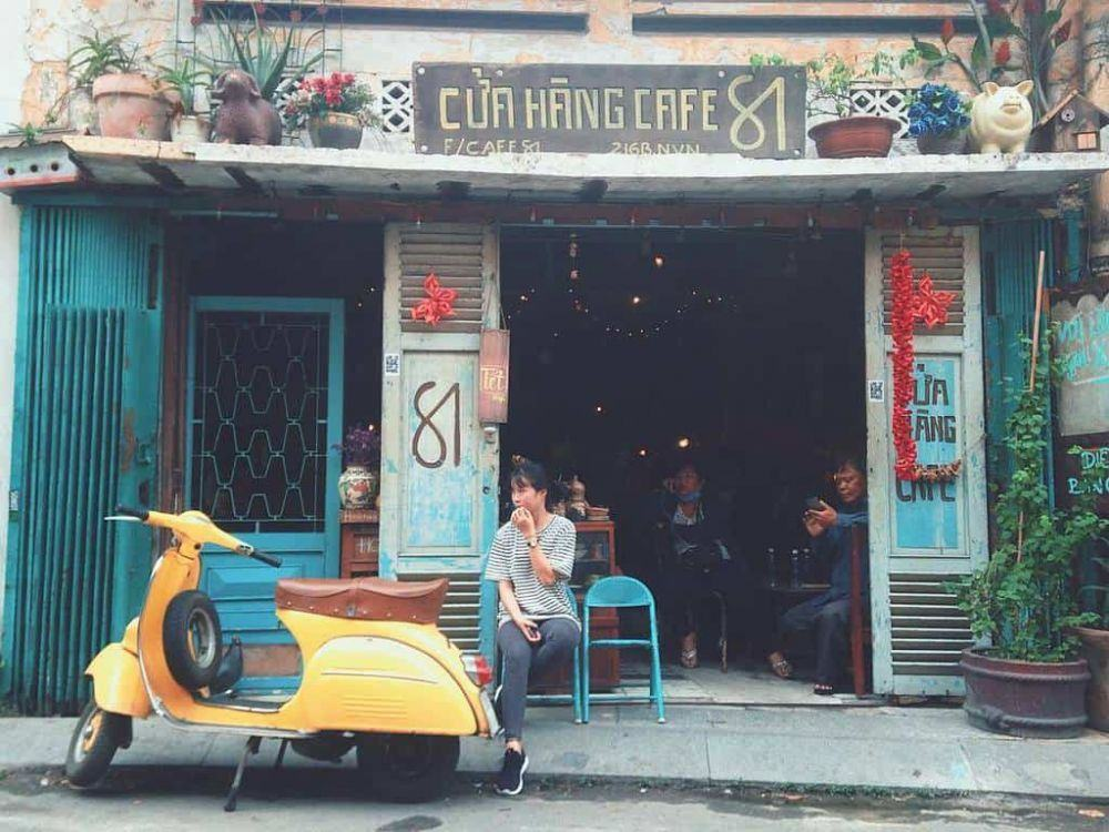 Ca Phe Vintage Sai Gon 39