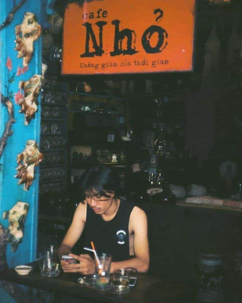 Ca Phe Vintage Sai Gon 5