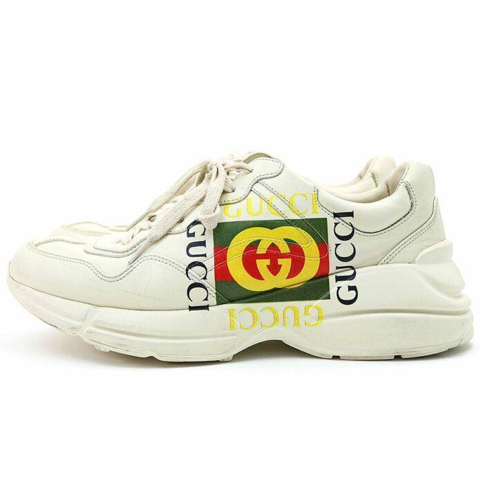 Gucci Rhyton Logo 696x696