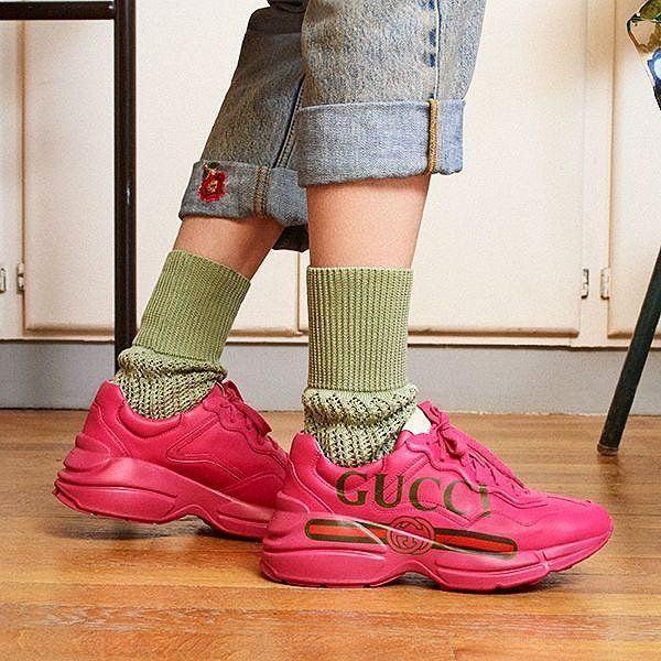 Rhyton Gucci Pink