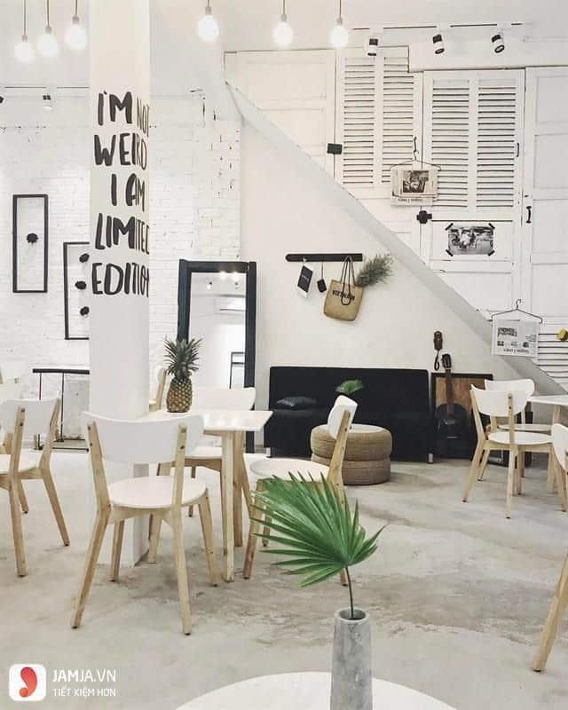 The Dome Kaffe Trang Tri
