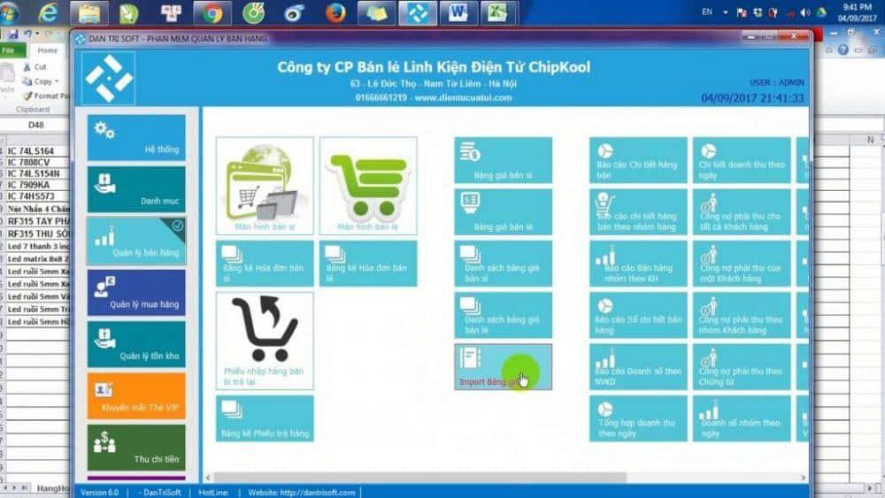 Top 5 phần mềm quản lý bán hàng miễn phí đang được quan tâm nhất hiện nay