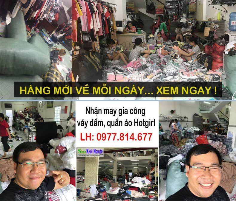 Shop Khoi Nghiep Gia Cong Dam Vay