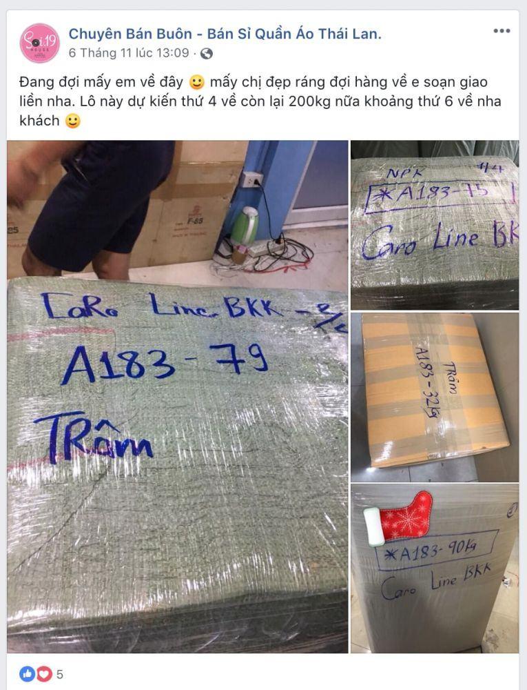 Soi 19 Shop Si Quan Ao Thai Min