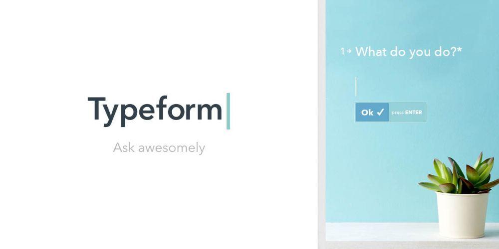 Typeform Min