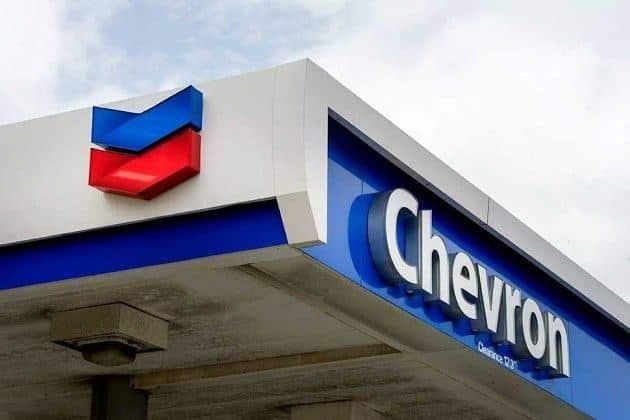 Chevron 105043