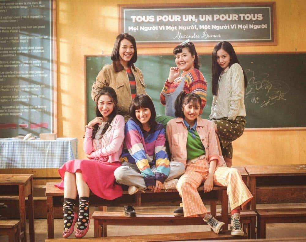 Top 10 bộ phim đứng đầu về doanh thu trong lịch sử điện ảnh Việt Nam