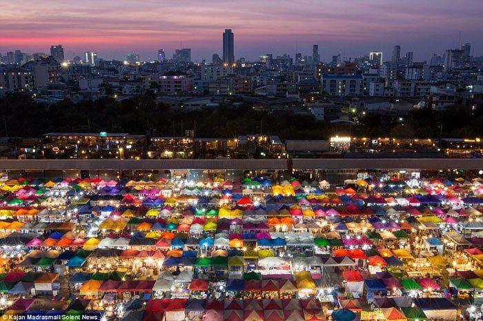 Top 10 chợ đêm ở Bangkok (Thái Lan) ai cũng muốn khám phá 2019