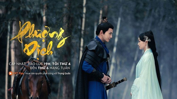 Top 5 những bộ phim cổ trang Hoa ngữ ăn khách