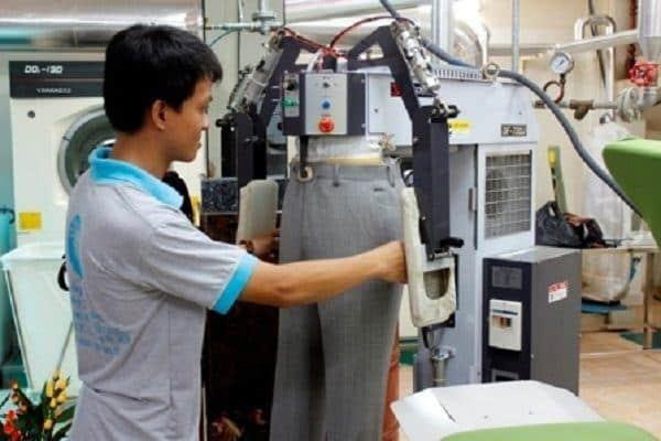 7 dịch vụ giặt ủi uy tín nhất TP.Hồ Chí Minh