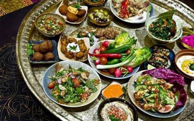 Beirut Restaurant Am Thuc Trung Dong 113204