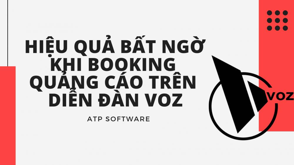 Booking Quang Cao Tren Voz