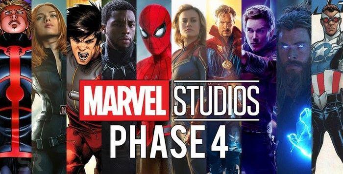 Danh sách 12 bộ phim tiếp theo của Marvel trong vũ trụ điện ảnh MCE phase 4