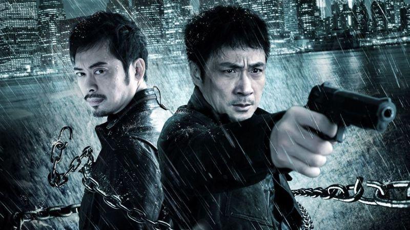 Phim Xã Hội đen Hồng Kong